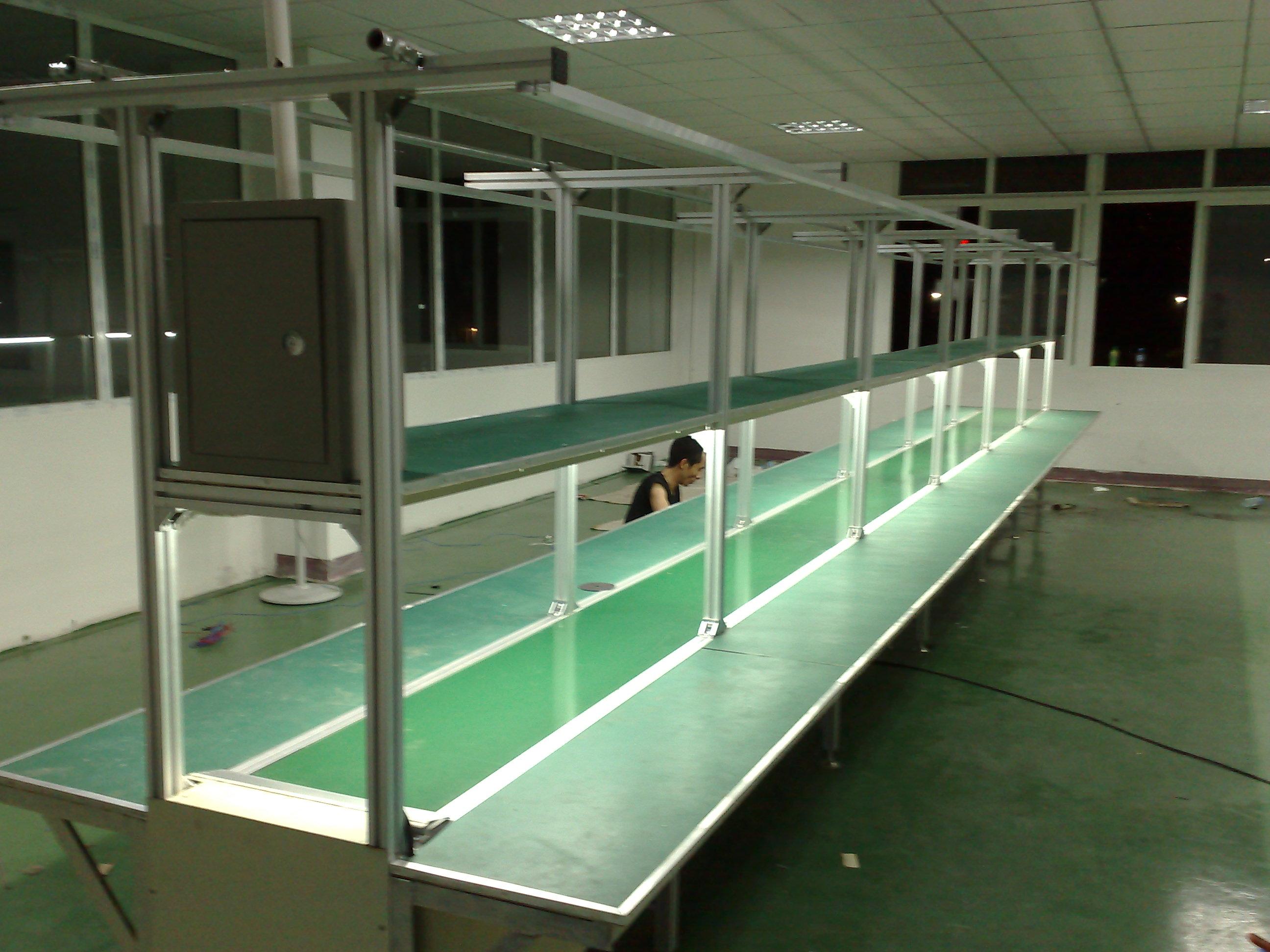 重庆皮带线厂家驰全解读皮带流水线专业术语